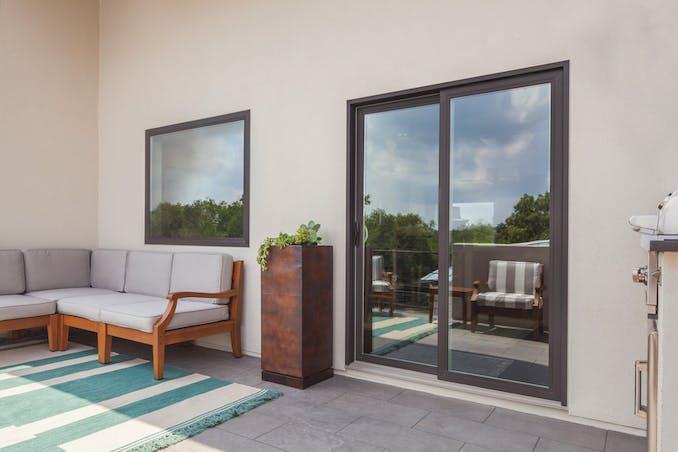 Exterior Sliding Door Options on
